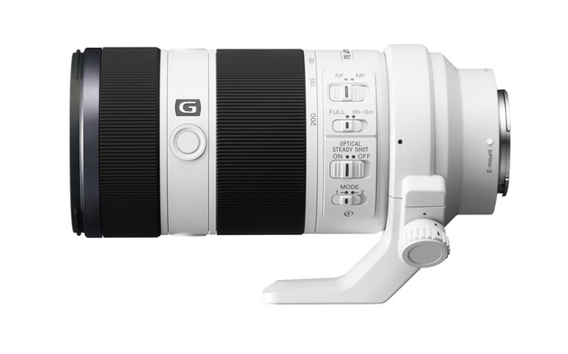 Sony FE 70-200mm f/4 G OSS - 1.0 МБ