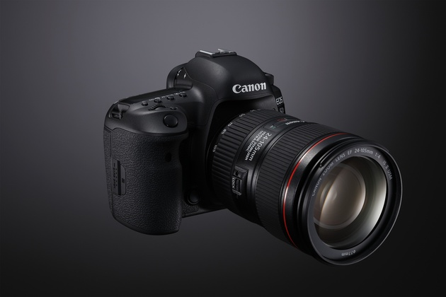 Canon EOS 5D Mark IV - 1.0 МБ