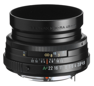 SMC PENTAX FA 43 mm f/1,9 Limited
