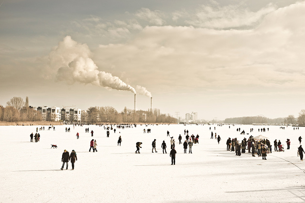 © Alexander Klebe (Germany) Berlin on Ice