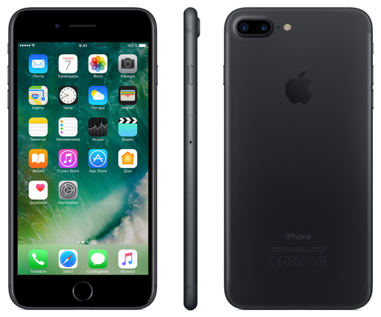 смартфон Apple iPhone 7 Plus 256Gb - Большой тест iPhone 7 Plus