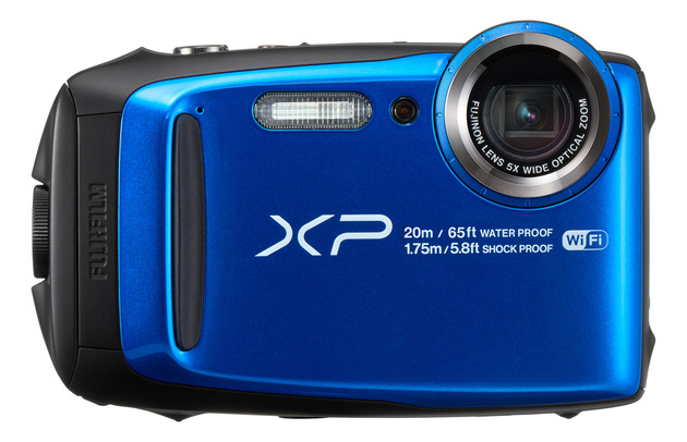 Экстремальная камера FinePix XP120