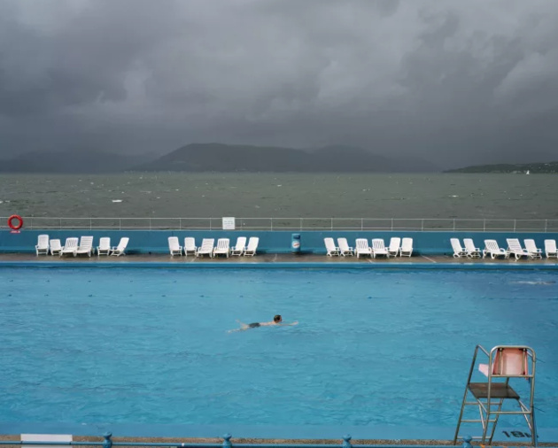© Martin Parr / Magnum Photos / Rocket Gallery Gourock Lido, Scotland, United Kingdom, 2004. From A8.