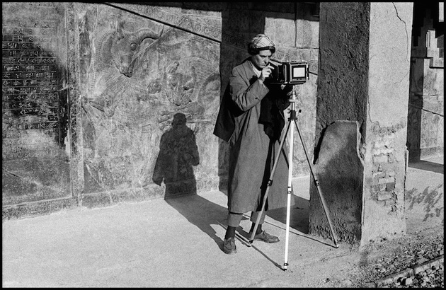 © The Inge Morath Award