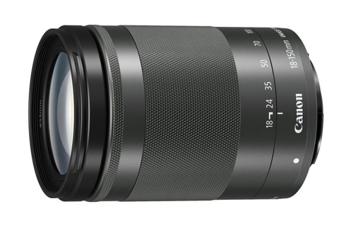 Canon EF-M 18-150 IS STM