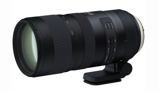 Тест объектива Tamron SP 70-200mm F/2.8 Di VC USD G2