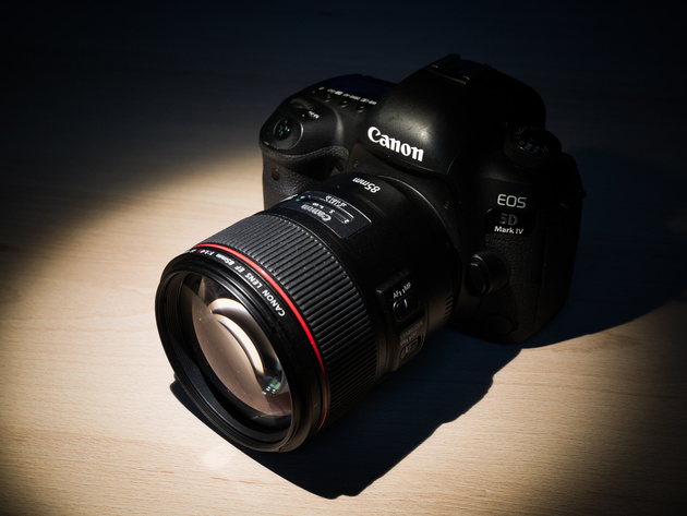 Тест объектива Canon EF 85mm f/1.4L IS USM
