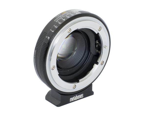 Адаптер Metabones Devil's Speed Booster Q666 0.5x для Pentax Q