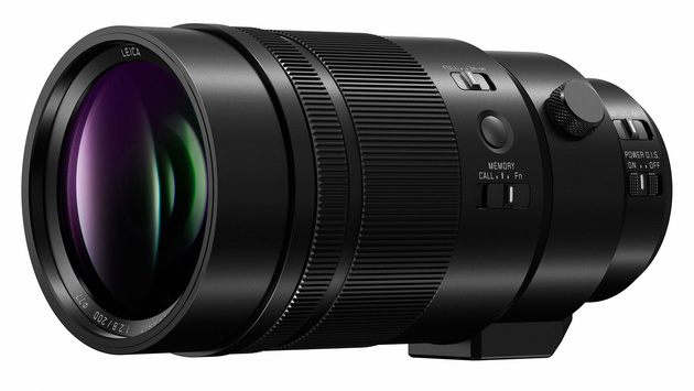 Фикс-телеобъектив Panasonic Leica DG Elmarit 200mm F2.8 Power OIS