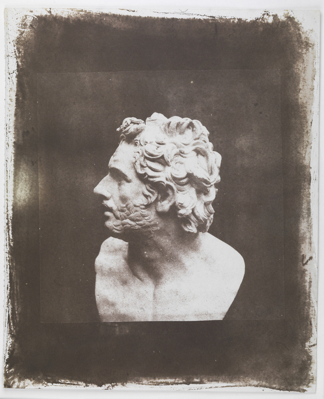 Bust of Patroclus © National Science _ Media Museum _ Science _ Society Picture Library -- All rights reserved