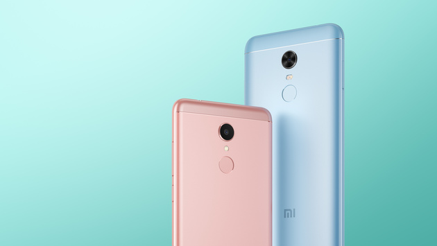 Xiaomi Redmi 5 и Redmi 5 Plus в России