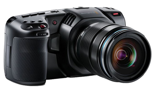 Blackmagic Pocket Cinema Camera 4K снимает 4K RAW и стоит $1295