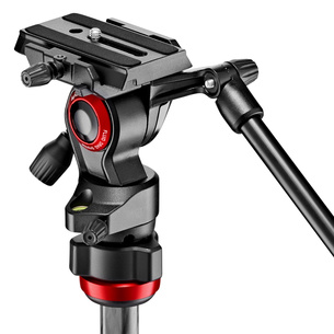 Видеоголова штатива Manfrotto Befree Live Carbon