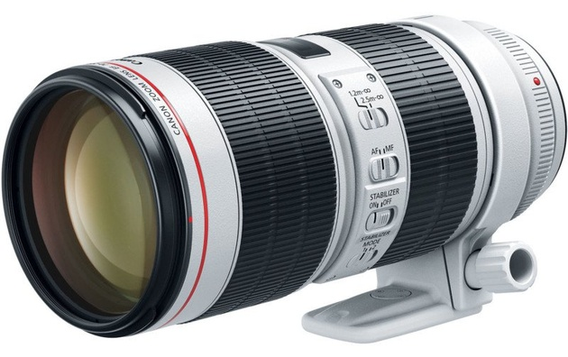 Объектив Canon EF 70-200mm f/2.8L IS III