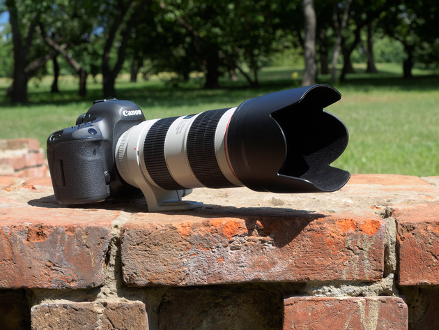 Canon EF 70-200mm f/2.8L IS III USM: тест объектива