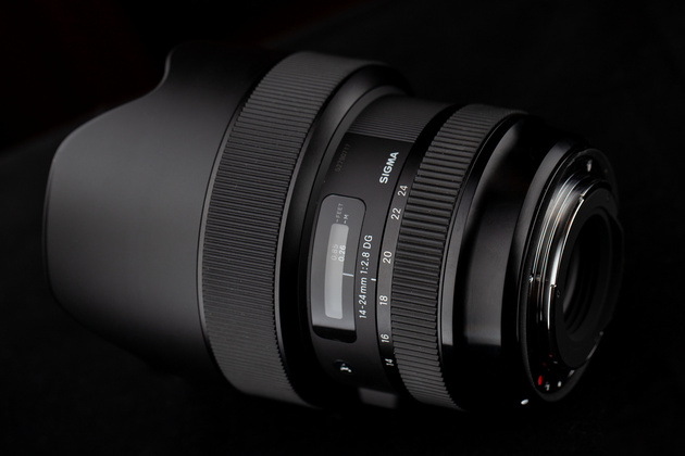 Sigma 14-24mm f/2.8 DG HSM Art: тест объектива