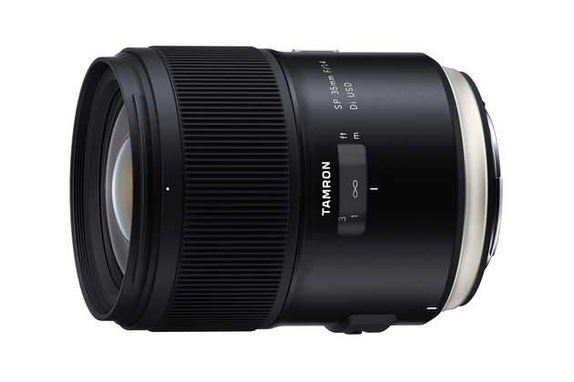 Tamron SP 35mm F1.4 Di USD выйдет в конце июня