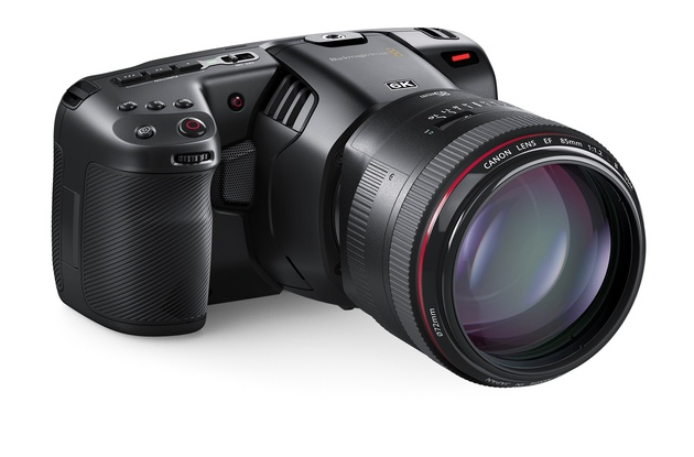 Blackmagic Pocket Cinema Camera 6K — теперь с сенсором Super 35