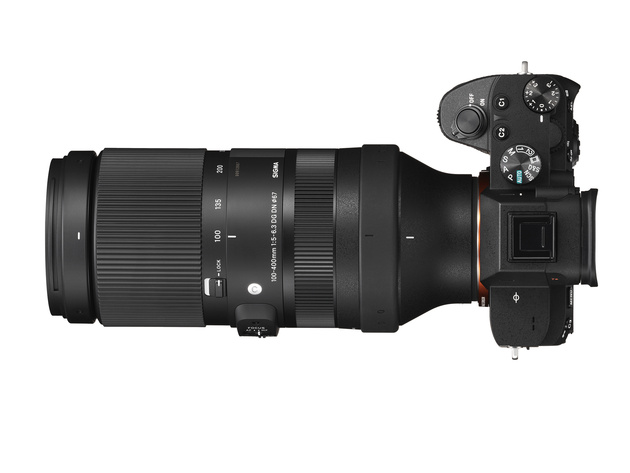 Sigma 100–400mm F5–6.3 DG DN OS Contemporary и другие новинки от Sigma